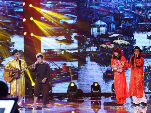 The X-Factor – Nhân Tố Bí Ẩn: sôi động, bùng nổ với DJ và hits 5