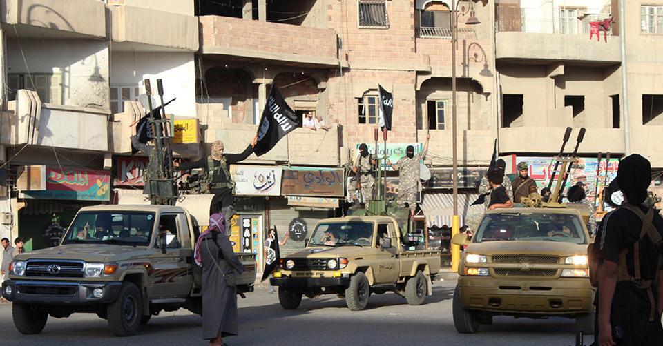 Căn cứ không quân Syria rơi vào tay IS sau 9 ngày giao tranh đẫm máu 6