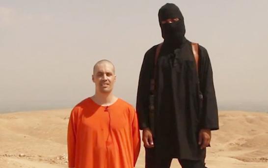 """Video chặt đầu nhà báo Mỹ James Foley """"có thể đã được dàn dựng"""" 5"""