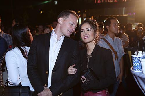 Sao Việt lộng lẫy trong sự kiện ra mắt phim