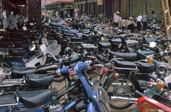 Ảnh độc về phố cổ Hà Nội những năm 1990 10
