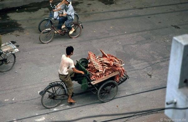 Ảnh độc về phố cổ Hà Nội những năm 1990 22