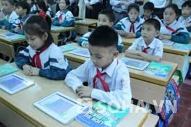 Đề án 4.000 tỷ mua máy tính bảng: Chuyên gia giáo dục bất bình 5