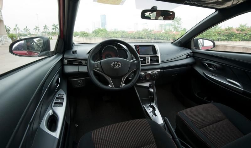 Toyota Yaris tại Việt Nam có gì hay? 8