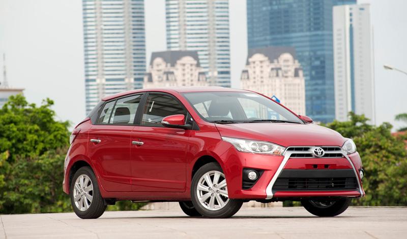 Toyota Yaris tại Việt Nam có gì hay? 5