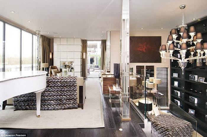 Cận cảnh căn hộ cho thuê giá 9 tỷ đồng /tháng 7