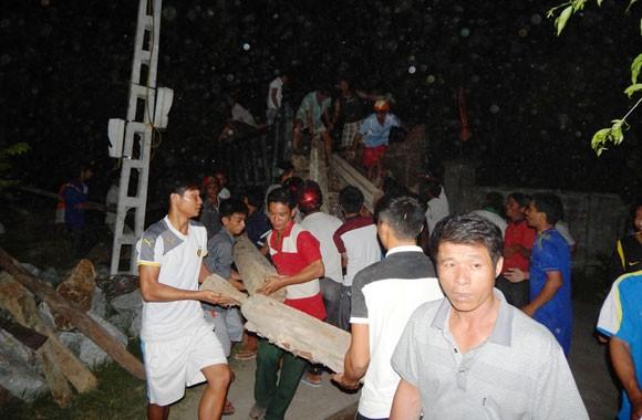UBND xã bán Miếu thờ Thành Hoàng làng giá 9 triệu đồng 4