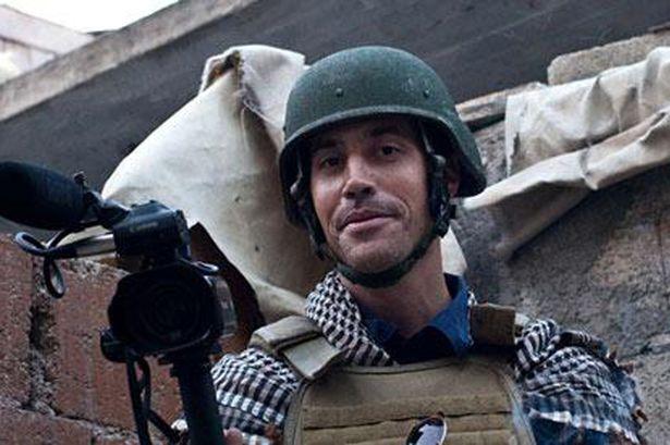 Gương mặt sát thủ hành quyết nhà báo Mỹ James Foley 7