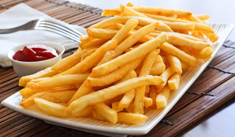 Bí quyết chiên khoai tây giòn, ngon, loại trừ độc tố 5