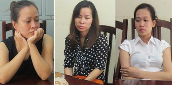 Hình ảnh Thất nghiệp, 3 nữ quái rủ nhau lập công ty ma lừa đảo số 1