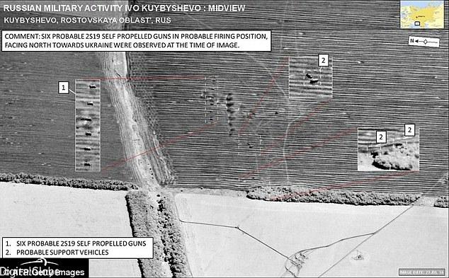 Quan chức Mỹ: 1.000 lính Nga đã vào Ukraine tham chiến 8