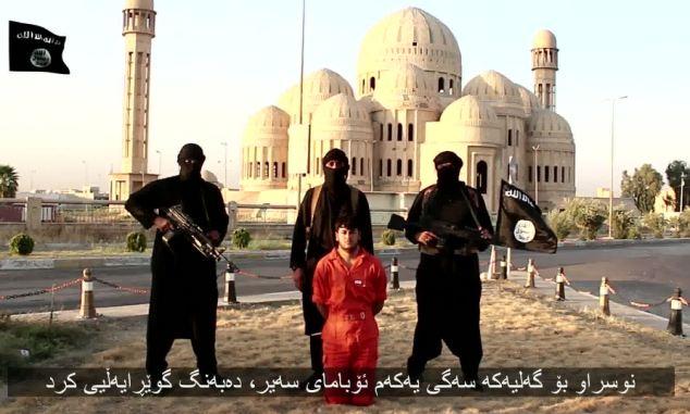 IS tiếp tục gây sốc khi tung video hành quyết tập thể 250 binh sĩ Syria 9