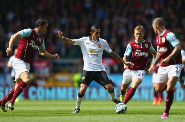 Burnley 0-0 MU: Quỷ đỏ không thể chiến thắng dù có Di Maria 7