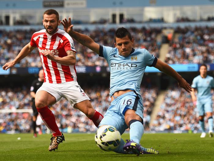Man City 0-1 Stoke: Man xanh thất thủ tại sân nhà 6