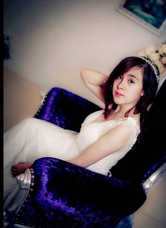 Bà Tưng chụp ảnh cưới chuẩn bị lên xe hoa? 8