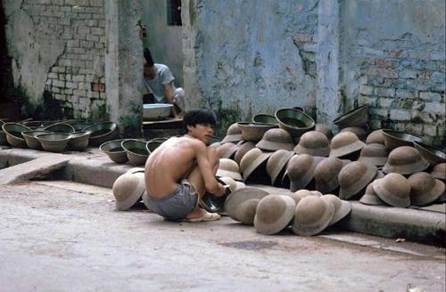Bâng khuâng chùm ảnh Hà Nội đẹp thanh bình thập niên 90 15