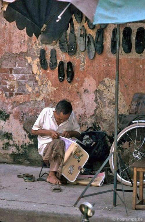 Bâng khuâng chùm ảnh Hà Nội đẹp thanh bình thập niên 90 12