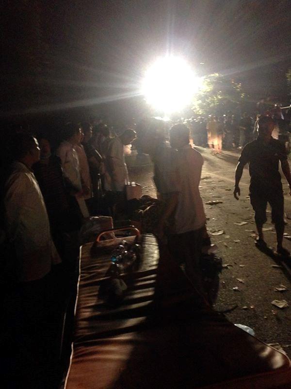 Cận cảnh vụ tai nạn thảm khốc khiến hơn 50 người thương vong ở Sa Pa 9