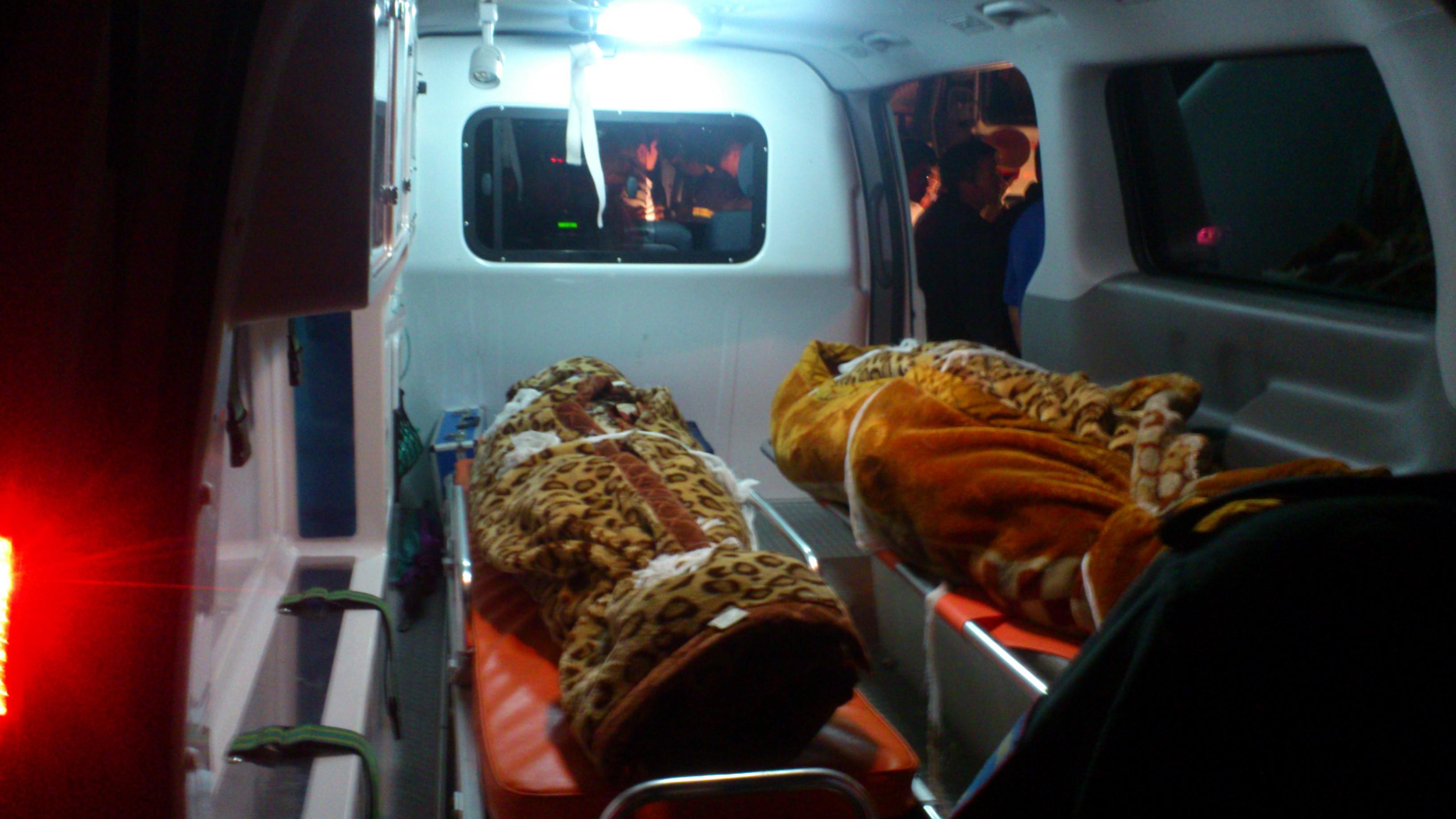 Tai nạn thảm khốc, xe khách lao xuống vực hơn 50 người thương vong 8