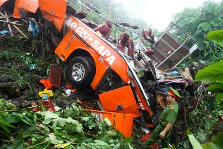 Công điện của Thủ tướng về việc xử lý tai nạn thảm khốc ở Sa Pa 5