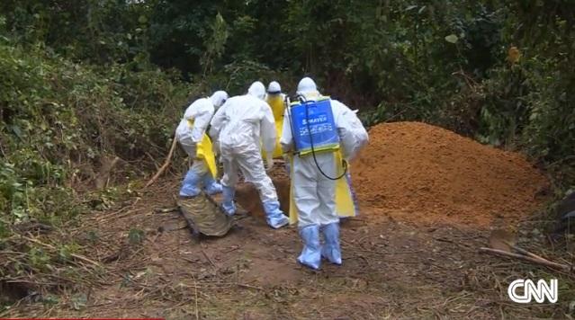 Ebola: Cận cảnh thị trấn ma quái vùng tâm dịch 9