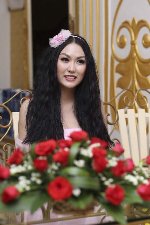 Phi Thanh Vân tiết lộ về đám cưới với bạn trai khi đang mang bầu 5