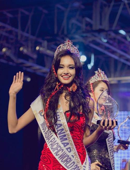 Hoa hậu châu Á Thái Bình Dương bị tước vương niệm vì lộ ảnh phẫu thuật? 6