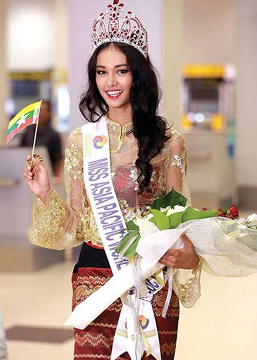 Hoa hậu châu Á Thái Bình Dương lộ ảnh phẫu thuật 7