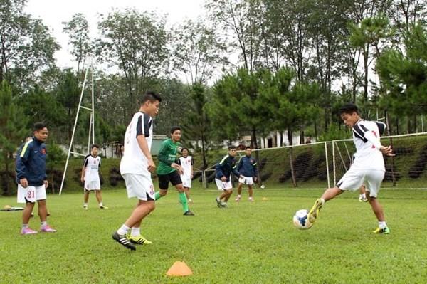 Lịch thi đấu và lễ khai mạc Giải U19 Đông Nam Á mở rộng 6