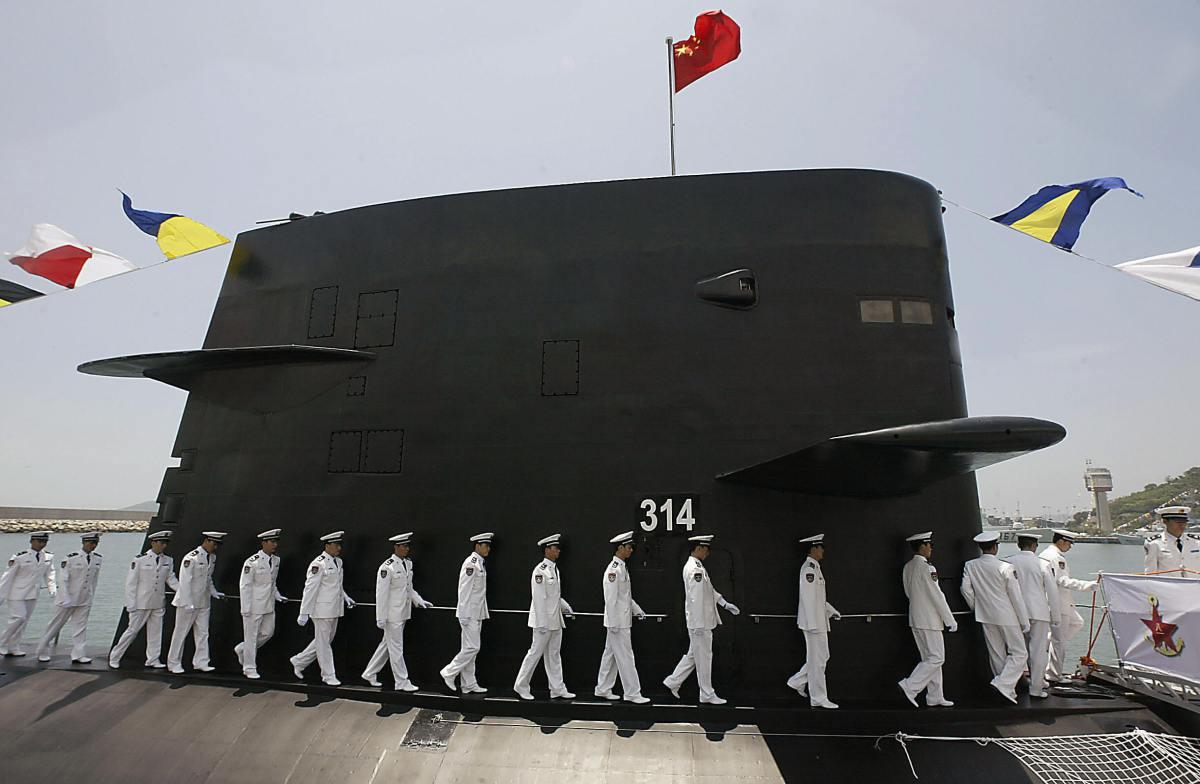 Chuyên gia Mỹ: Công nghệ tàu ngầm TQ chẳng khác nào