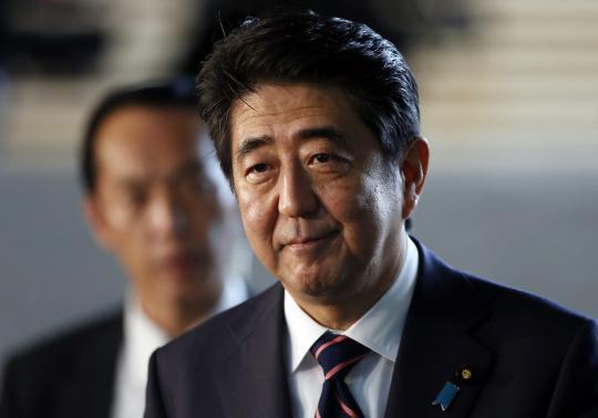 """Nội các mới của Nhật Bản giúp """"hâm nóng"""" tình cảm với Trung Quốc? 5"""