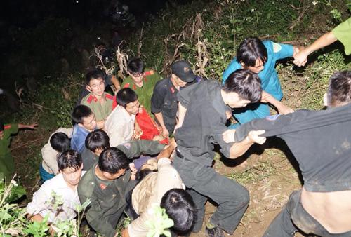 Nhật ký cảm động của cô gái phượt cứu nạn ở Sapa 7