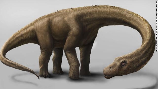 Phát hiện loài khủng long nặng 65 tấn 5
