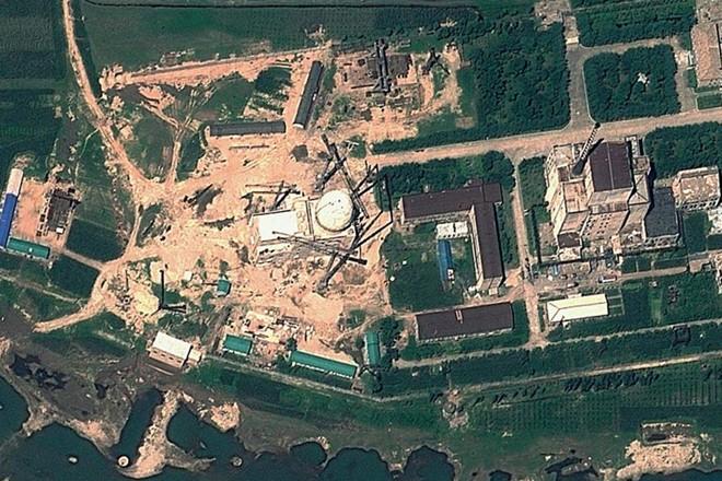 Phát hiện dấu hiệu lò phản ứng hạt nhân Triều Tiên hoạt động trở lại 5