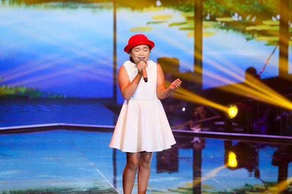 Trực tiếp Giọng hát Việt nhí 2014 tập 11 Liveshow 3 6