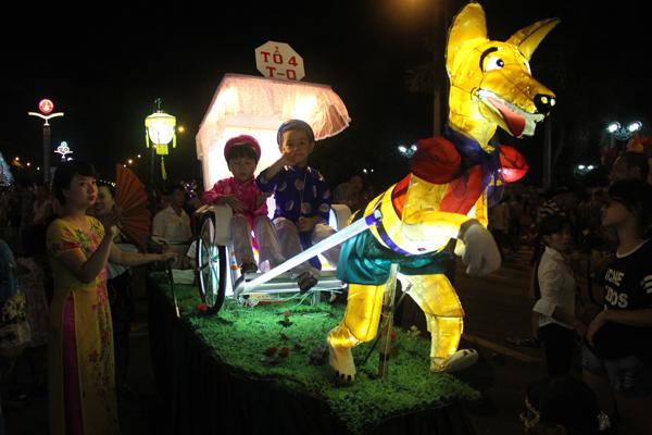 Chiêm ngưỡng lễ hội Trung thu lớn nhất Việt Nam 15