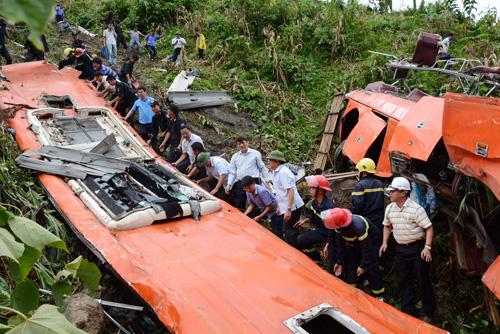 Bộ trưởng Thăng nhận tin báo tài xế vụ tai nạn Sa Pa nghiện ma túy 4