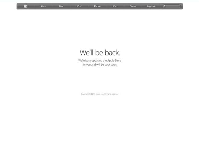 Apple công bố iPhone 6 và iPhone 6 Plus siêu mỏng 30