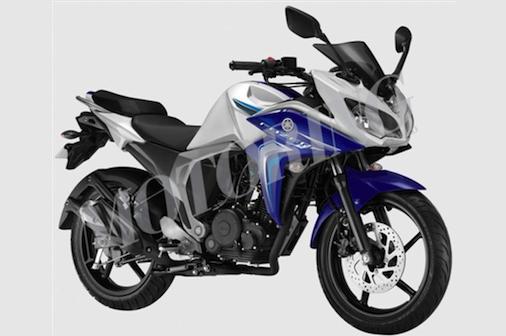 Yamaha sắp ra mắt Yamaha Fazer FI V2.0 5