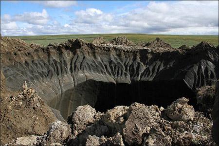 Phát hiện hố tử thần khổng lồ thứ 2 ở nơi tận cùng trái đất 6