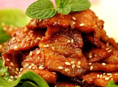 Cách chế biến món thịt heo áp chảo cực ngon 4