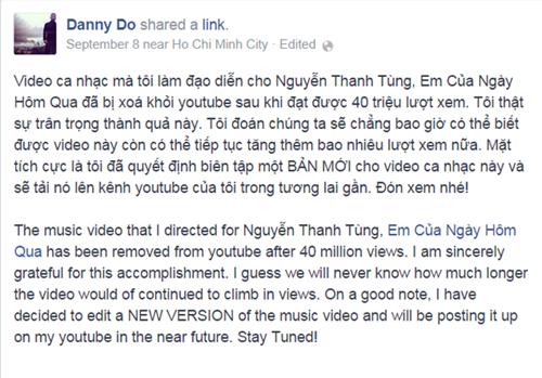 Giải mã việc mất tích MV 'Em của Ngày hôm qua' của Sơn Tùng - TP 6
