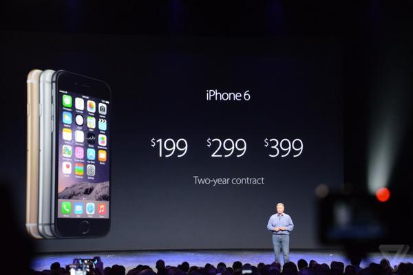 Apple công bố iPhone 6 và iPhone 6 Plus siêu mỏng 11