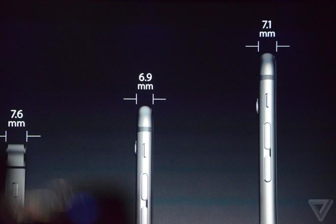 Apple công bố iPhone 6 và iPhone 6 Plus siêu mỏng 23