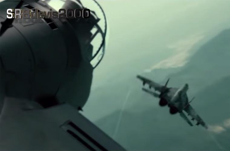 Xuất hiện đoạn phim MiG-29 Triều Tiên đánh tan tác F-15K Hàn Quốc 14