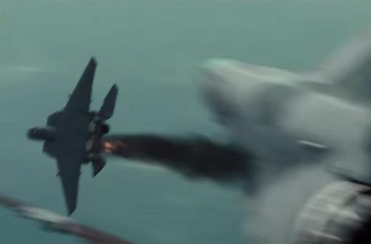 Xuất hiện đoạn phim MiG-29 Triều Tiên đánh tan tác F-15K Hàn Quốc 19