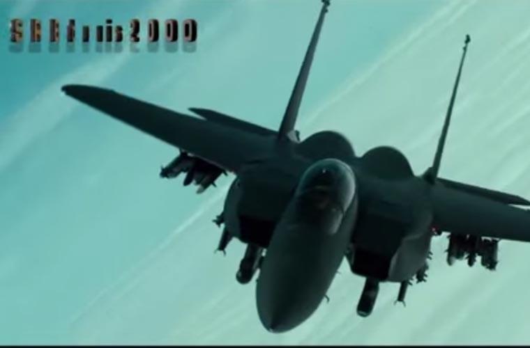 Xuất hiện đoạn phim MiG-29 Triều Tiên đánh tan tác F-15K Hàn Quốc 6