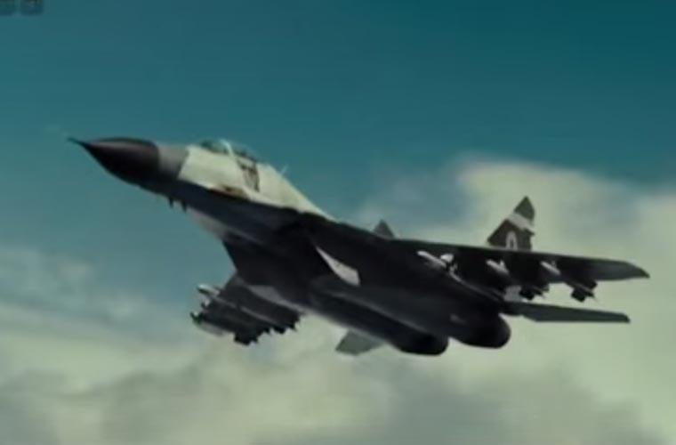 Xuất hiện đoạn phim MiG-29 Triều Tiên đánh tan tác F-15K Hàn Quốc 8