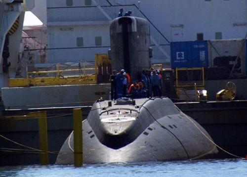 Chuyện chưa biết về lai dắt tàu ngầm Kilo vào Cam Ranh 5