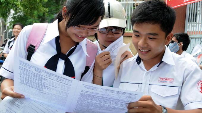 Đề thi kỳ thi quốc gia 2015 sẽ ra thế nào? 4